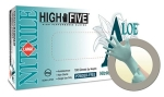 Gloves-High Five - A+ Aloe - Nitrile - S - 100/pk,1000/c